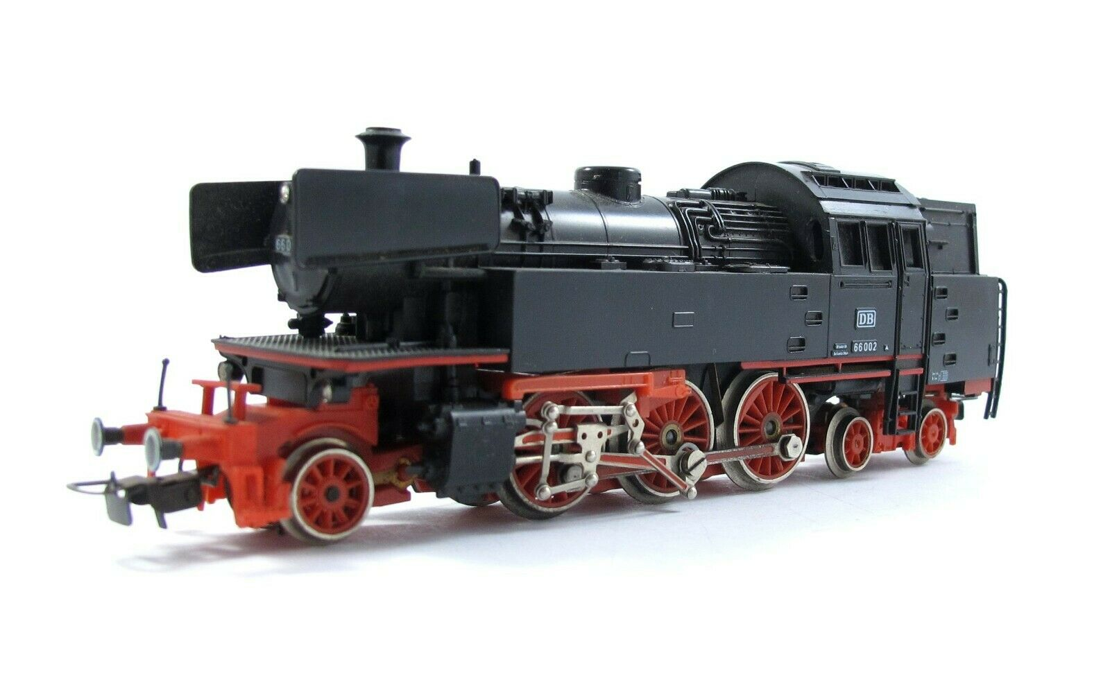 Piko 6301 Steam Locomotive 66 002 DB Gauge H0 GDR