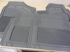 Grey Koolatron Pants Saver Custom Fit 4 Piece All Weather Car Mat for Select Mazda 3 Models