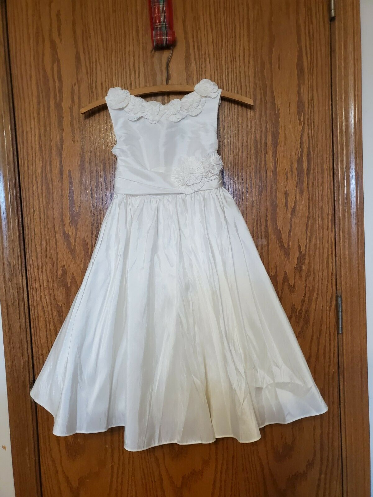 BHLDN Seahorse By Watters Flower Girl Dress Size 6X