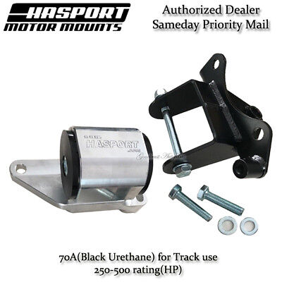 2006-2011 Honda Civic Si // CSX Aluminum Billet 70A Bushings Motor Mounts Kit