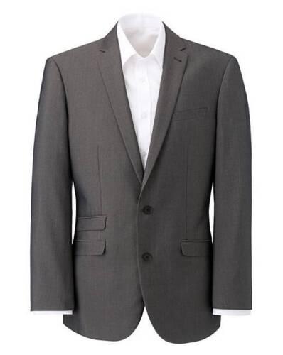 New Jacamo Williams /& Brown London Tonic Suit Charcoal Jacket Size 52 BNWT