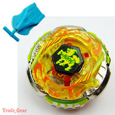 Beyblade BB-78 Rock Giraffe R145WB Metal Masters Fusion+Single spin Launcher