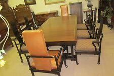 Vintage Dining Suite 9 pc W. Nakashima Design