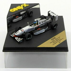 Onyx 1/43 Scale X316 - Dallara Opel F397 German F3 Champion 1997 - #4 N.Heidfeld