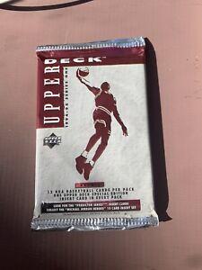 1994-95-Upper-Deck-Basketball-Series-1-Sealed-Pack-Jordan-Inserts-RETAIL