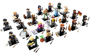 LEGO-Minifigures-71022-HARRY-POTTER-E-GLI-ANIMALI-FANTASTICI-Scegli-Personaggio