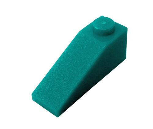 4286 medium azure 3x1 Schrägsteine Neu Slope 33 Lego 10x Dachsteine azurblau