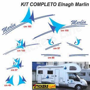 Kit-completo-adesivi-per-Camper-ELNAGH-Marlin-58-64-65-Linea-Professionale