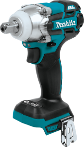 """Makita XWT11Z 18V LXT® Brushless Cordless 3‑Speed 1//2/"""" Impact Wrench Tool Only"""
