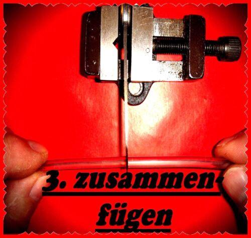 Emco Unimat Antriebsriemen Ø 5mm 2 Meter belt for lathe Uhrmacherdrehbank