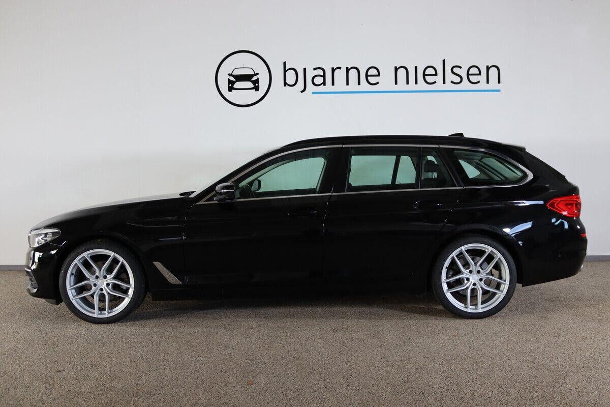 BMW 520d 2,0 Touring - billede 1