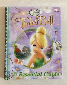 Disney-Tinkerbell-The-Essentional-Guide-BRAND-NEW-Hardcover-2009