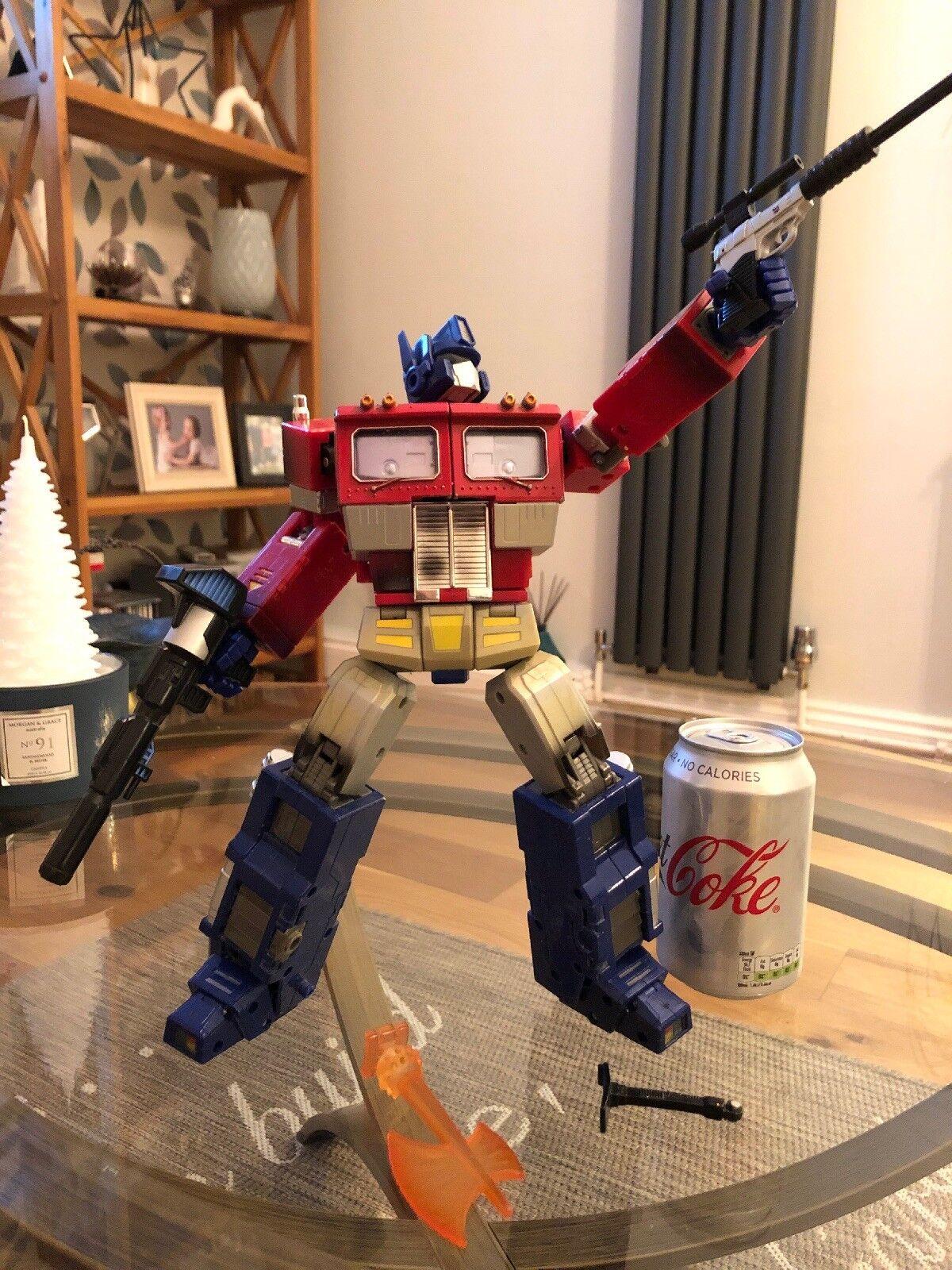 descuento de bajo precio Transformers Optimus Prime G1 Takara 20th aniversario aniversario aniversario Diecast ()  gran descuento