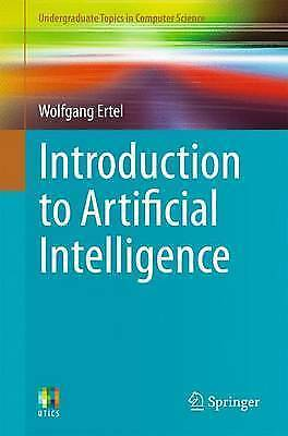 Introduction to Artificial Intelligence by Wolfgang Ertel (Paperback, 2011)