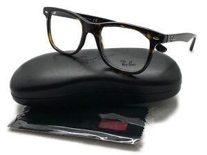 17ec57fbc8bc Ray Ban RB 5248 2012 Eyeglasses frame Havana Tortoise 51 19 145 ...
