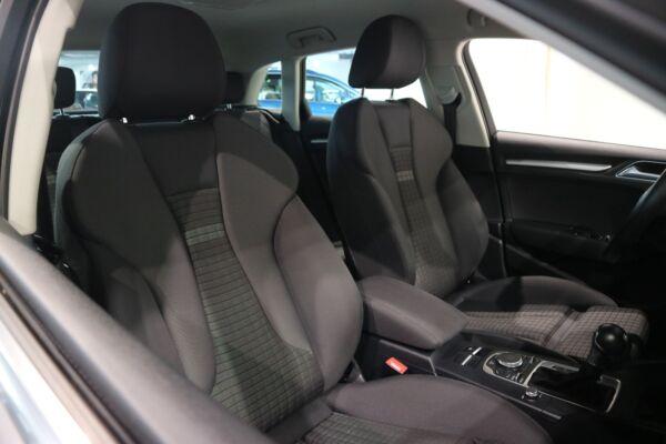Audi A3 1,4 TFSi 122 Ambition Sportback  S-tr. billede 14