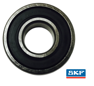 SKF 6202-2RS Radial Ball Bearing 15X35X11 Made in Argentina
