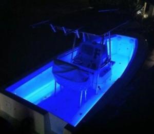 Marine Boat 10 Pack Waterproof modules 12V LED Lights White IP67 3 Large LEDS
