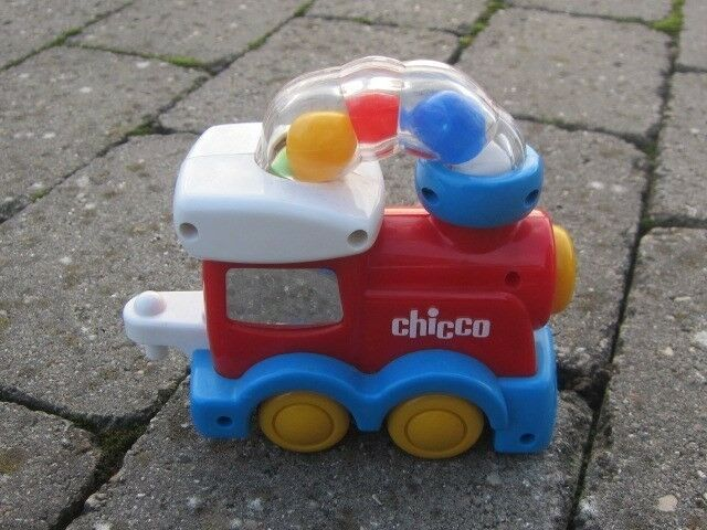 Tog, Chicco, aktivitetslegetøj