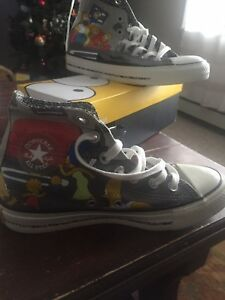 Converse All Star 2014: Chuck Taylor by The Simpson