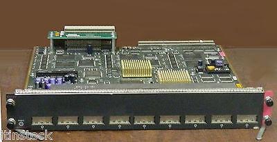 Acquista A Buon Mercato Cisco Ws-x5410 9-port Gigabit Scheda Modulo Ethernet Gbic 73-3025-05 + 73-2708-01-