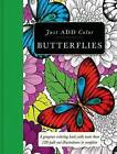 Butterflies: Gorgeous Coloring Books with More Than 120 Pull-Out Illustrations to Complete by Carlton Publishing Group (Paperback / softback, 2016)