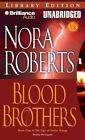 Sign of Seven: Blood Brothers 1 by Nora Roberts (2007, CD, Unabridged)
