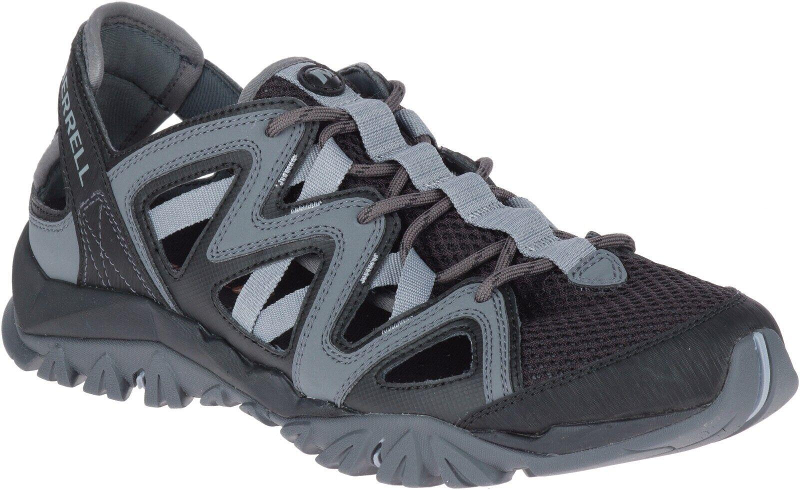 Merrell Tetrex Crest Wrap Men's Size 10 Hydro Hike Closed Toe Sandals J12845 New