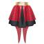 Women-039-s-The-GREATEST-SHOW-Wear-Costumes-ZENDAYA-Bearded-Lady-Ringleader-Costumes thumbnail 5