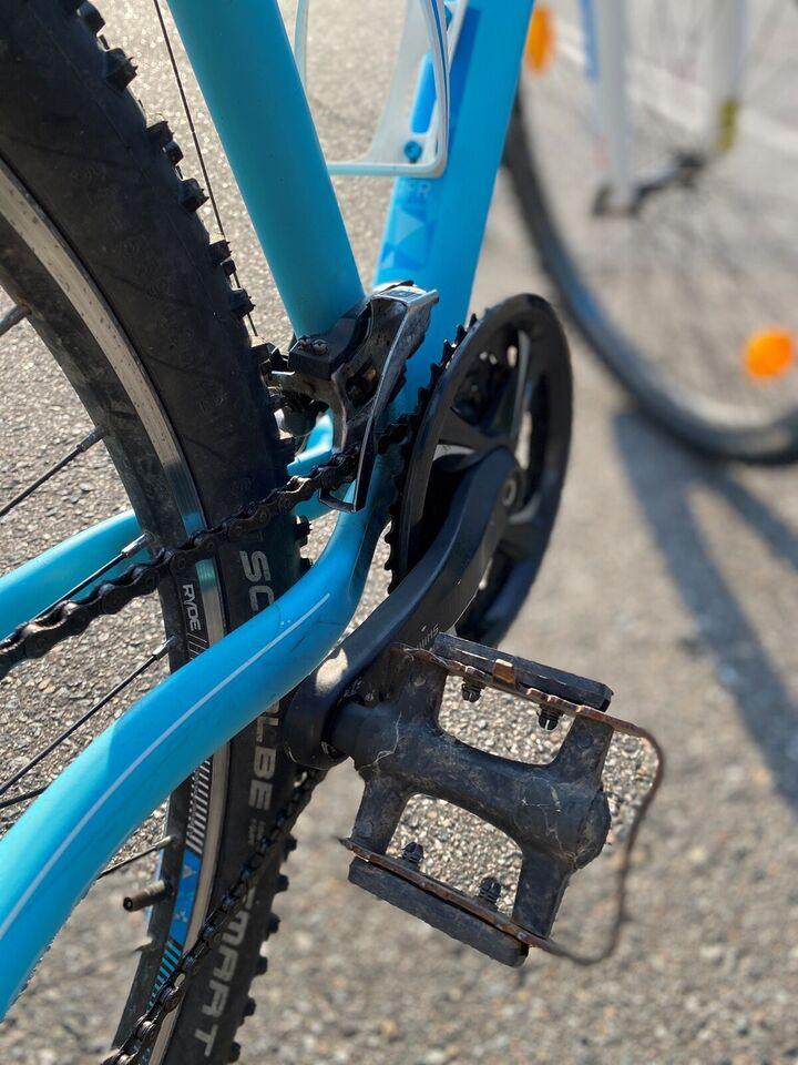 Cube, anden mountainbike, 21 gear