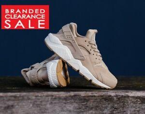 1a6e5f343dda BNIB New Womens Nike Air Huarache Run SD Mushroom Brown Size 5 6 uk ...