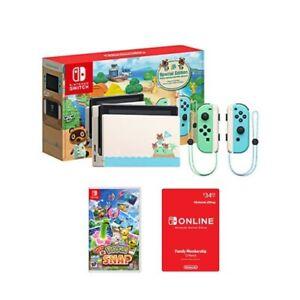 Nintendo Switch Animal Crossing: New Horizons Edition + New Pokémon Snap