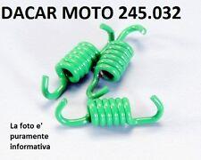 245.032 SET MOLLE FRIZIONE D.1,8 VERDE POLINI PIAGGIO  NRG MC3 PURE JET