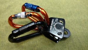 Rock-Exotica-Mini-Machined-Pulley-DOUBLE-Ball-Bearing-P21D-B-Rigging-Rescue