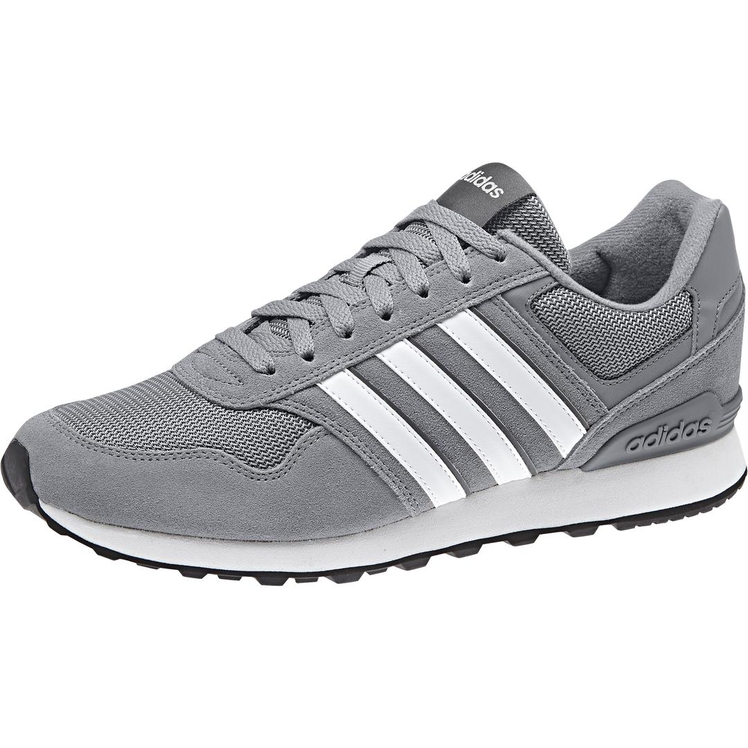 Adidas Chaussures Hommes Décontracté 10K Entraînement Baskets Mode BB7378 Neuf