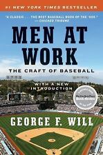 Men at Work: The Craft of Baseball, Will, George F., Good Book