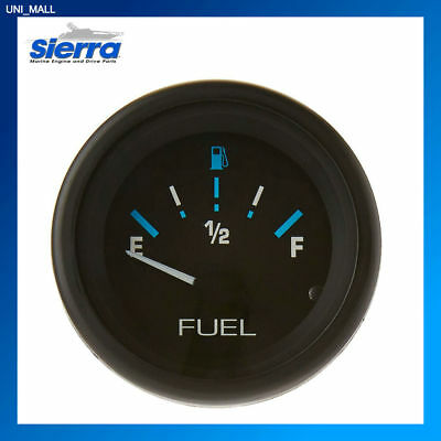 "Sierra Marine New 59655P Lido 2/"" Fuel Gauge Scratch Resistant Glass for Boats"