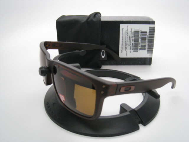 078d3ca536 Oakley Holbrook Matte Rootbeer Bronze Polarized Oo9102 Sunglasses ...
