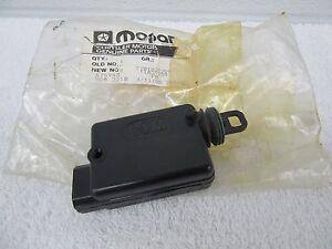 Image is loading NOS-1984-Renault-Alliance-Door-Lock-Actuator-1989- & NOS 1984 Renault Alliance Door Lock Actuator 1989 Olds Delta 88 ...