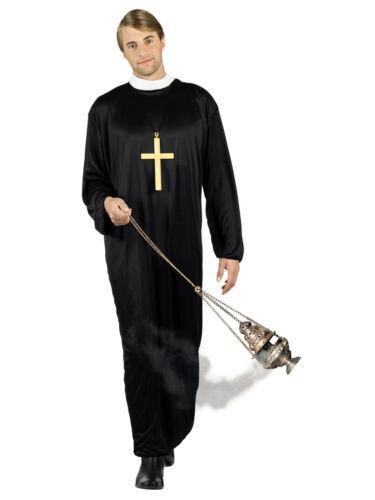 Carnaval M//L Costume Eco prêtre