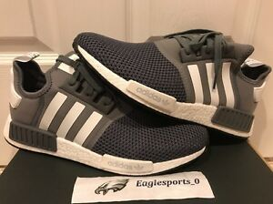 5d736f0439 ADIDAS NMD R1 MESH GREY JD SPORTS EURO EXCLUSIVE DS SZ 12.5 BB6786 ...