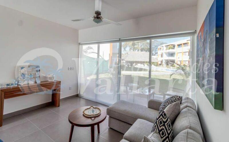 Departamento en venta a 2 minutos de la playa en Nuevo Vallarta