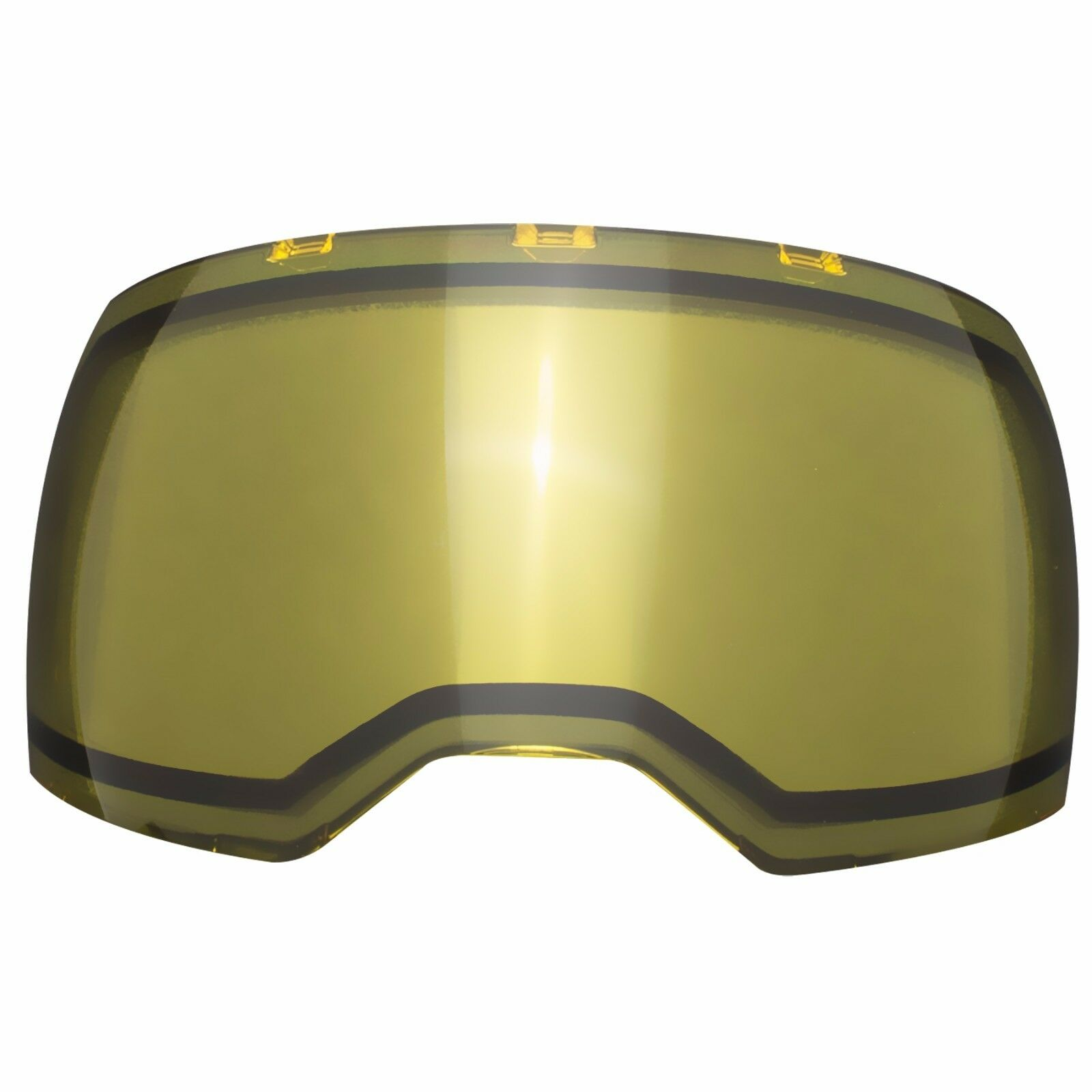Empire EVS Paintball Goggle   Mask Thermal Replacement Lens - Yellow