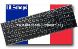 Clavier-Francais-Original-Pour-HP-Probook-4540S-4545S-034-AVEC-CADRE-034