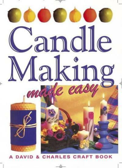 Candle Making (Crafts Made Easy) By Martin Penny, Susan Penny