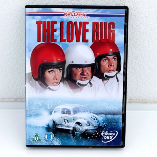 THE LOVE BUG [REINO UNIDO] - DVD - DISNEY