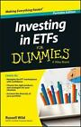 Investing in ETFs for Dummies by Consumer Dummies Staff and Russell Wild (2015, Paperback)