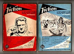 Lot-de-20-N-de-FICTION-N-13-14-16-a-19-30-36-a-41-44-a-50-1954-1958
