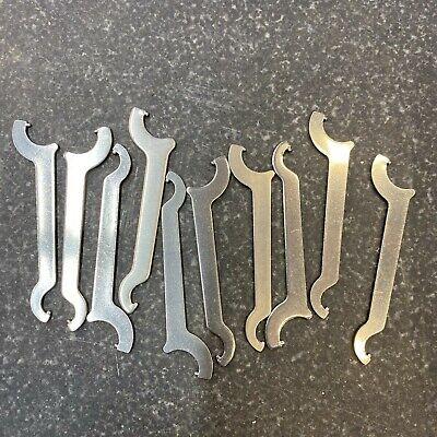 Fowler Starrett Lufkin Mitutoyo Brown /& Sharpe #1 Micrometer Wrenches 20