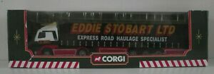 Corgi 59507 Volvo Curtainside Eddie Stobart Ltd Model - New in Box (ODD141)